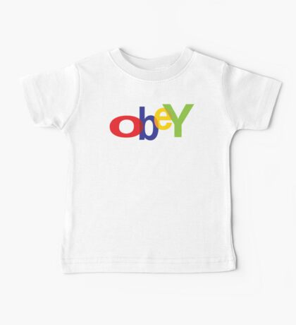 Obey Baby Tee