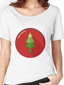 Merry Christmas!! Women's Relaxed Fit T-Shirt