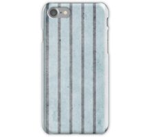 Vintage Striped Wallpaper 02 iPhone Case/Skin