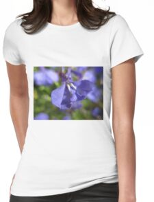 Lobelia Womens Fitted T-Shirt