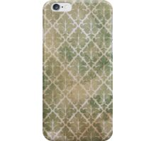 Vintage Patterned Wallpaper 02 iPhone Case/Skin