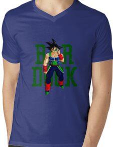 Bardock Mens V-Neck T-Shirt