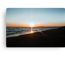 BEACH DAYS XIII Canvas Print