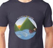 There Is Hope (Asian-American Atlas) Unisex T-Shirt