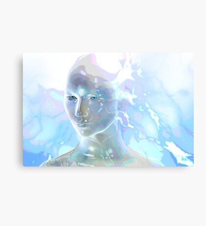 ethereal spirit Canvas Print