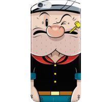 Compressed-popeye iPhone Case/Skin