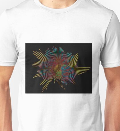Living In The Past Unisex T-Shirt