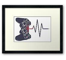 HeartBeat Framed Print