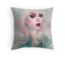 Spectra Throw Pillow