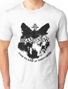 Brand New // wolf Unisex T-Shirt