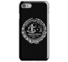 Arkham City Seal iPhone Case/Skin