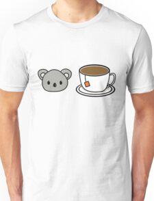 Koala-Tea (Quality) Visual Pun design Unisex T-Shirt