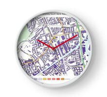 Multiple Deprivation Bromley South ward, Tower Hamlets Clock