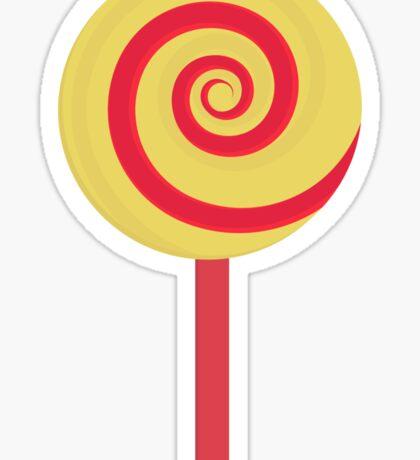 Christmas Lollipop Sticker