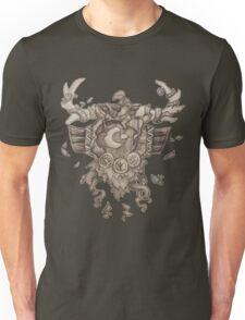 Druid crest Unisex T-Shirt