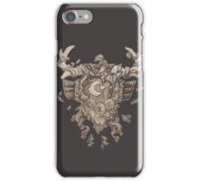 Druid crest iPhone Case/Skin