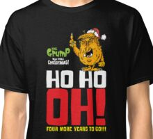 The grump who stole Christmas! Classic T-Shirt