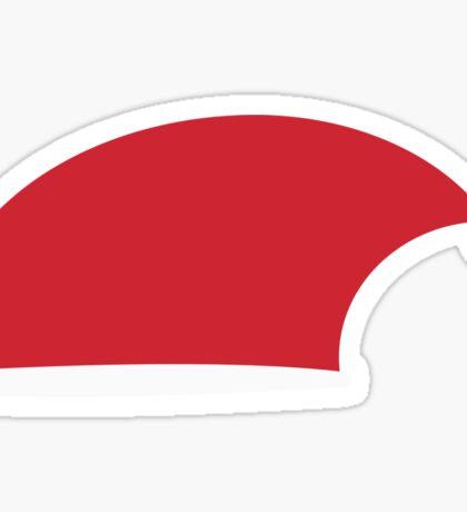 Christmas Hat Sticker