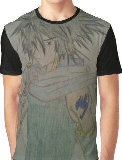 FairyTail FanArt Graphic T-Shirt