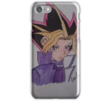 yugi / yugioh origanal iPhone Case/Skin