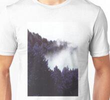 Mystery Fog #redbubble #lifestyle Unisex T-Shirt
