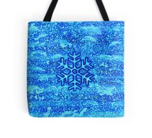Water Formation by Nikki Ellina Tote Bag