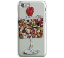 A fruit trifle with a cherry on top iPhone Case/Skin