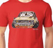 Crazy Car Art 0148 Unisex T-Shirt