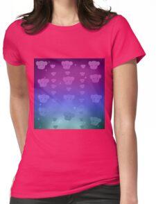 Koala Moon / Night Womens Fitted T-Shirt