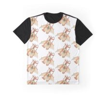 Changling & Teddy Bear Graphic T-Shirt