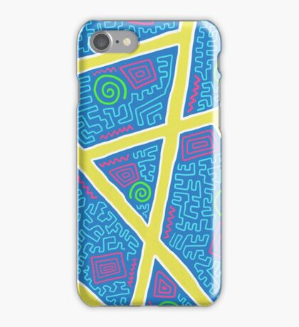 Weird Pattern iPhone Case/Skin