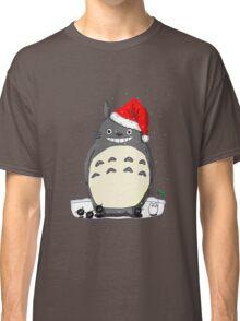 Totoro Christmas Santa Classic T-Shirt