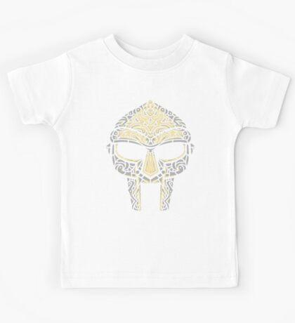 mf doom mask Kids Tee