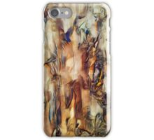 Feeling Moody in Color iPhone Case/Skin