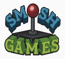 Smosh Games Pattern One Piece - Short Sleeve