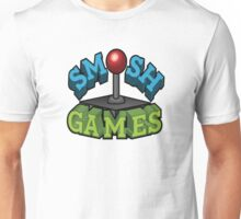 Smosh Games Pattern Unisex T-Shirt