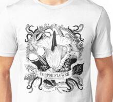 Corpse Flower (Amorphophallus Titanum) Unisex T-Shirt