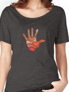 High 5 - Abstract hand design Women's Relaxed Fit T-Shirt
