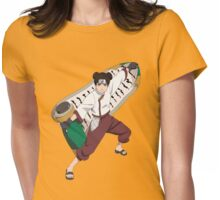 tenten naruto Womens Fitted T-Shirt