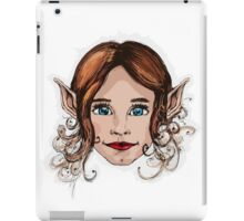 Girl Dwarf iPad Case/Skin