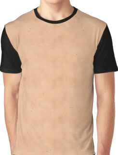 Skin Style Texture With Freckles Graphic T-Shirt