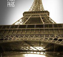 Paris by digitpurpurea