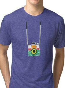 The Hanging Camera 2 Tri-blend T-Shirt