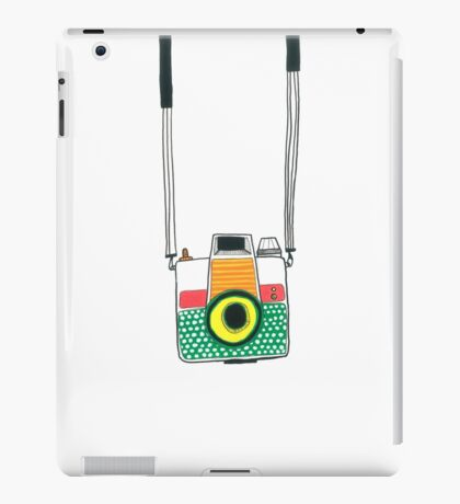 The Hanging Camera 2 iPad Case/Skin