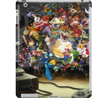 Super Nintendo Mashup! iPad Case/Skin