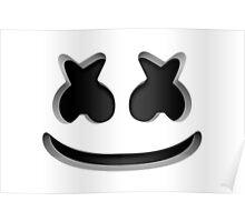 Marshmello - Helmet Poster