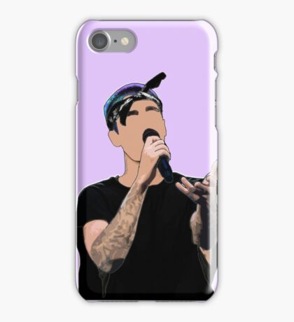 Justin Bieber Drawing iPhone Case/Skin