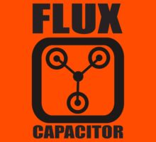 FLUX CAPACITOR TSHIRT Funny BACK TO THE FUTURE TEE Humor 80s DOC BROWN Marty VTG by beardburger
