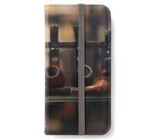 Pipes iPhone Wallet/Case/Skin