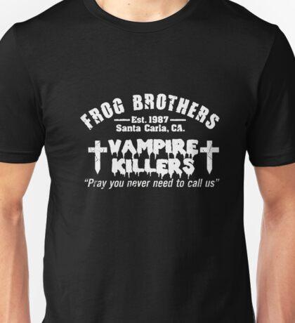 frog brother vampire killers Unisex T-Shirt
